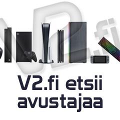 V2.fi etsii peleistä innostunutta avustajaa